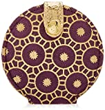 Stephanie Johnson Snap Mirror, Bollywood Purple