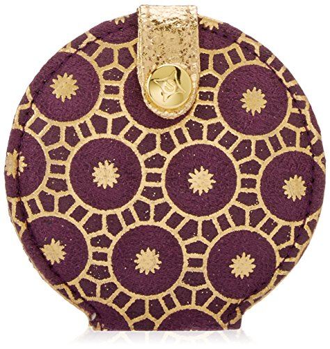 Stephanie Johnson Snap Mirror, Bollywood Purple by Stephanie Johnson