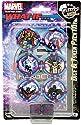 Marvel Heroclix 15th Anniversary Dice &トークンパックWizkids Comicsミニチュアゲーム