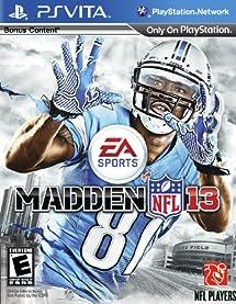 Madden NFL 13 - PlayStation Vita