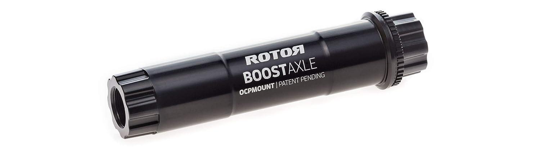 schwarz 165 ROTOR 165mm-schwarz Satz RRAPTOR Kurbelarme 165mm