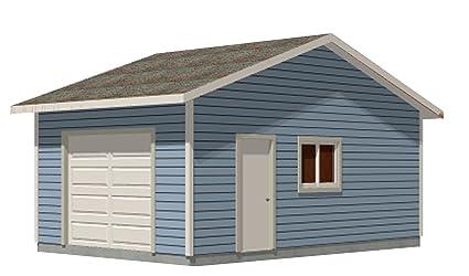 Garage Plans : 1 Car Reverse Gable Garage Plan - 336-11 - 14' x 24 on 22x26 garage plans, 20x25 garage plans, 14x28 garage plans, 12x16 garage plans, 12x20 garage plans, 18x30 garage plans, 16x22 garage plans, 10x20 garage plans, 16x32 garage plans, 12x28 garage plans, 20x32 garage plans, 20x21 garage plans, 12x24 garage plans, 16x30 garage plans, 20x22 garage plans, 12x12 garage plans, 12x30 garage plans, 18x20 garage plans, 14x20 garage plans, 22x28 garage plans,