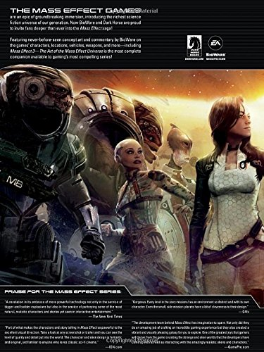 The Art of the Mass Effect Universe 4