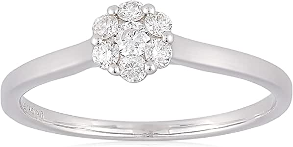 Pure Gold Jewellers Women Diamond FPC Ring 02-2.00 gm
