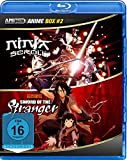Sword of the Stranger/Ninja Scroll - Anime Box 2