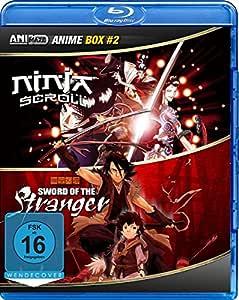 Sword of the Stranger/Ninja Scroll - Anime Box 2 Alemania ...