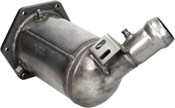 Ecd Germany Kat 201 Dieselpartikelfilter Dpf Ruß Partikelfilter Abgasanlage Mit Montagesatz Auto