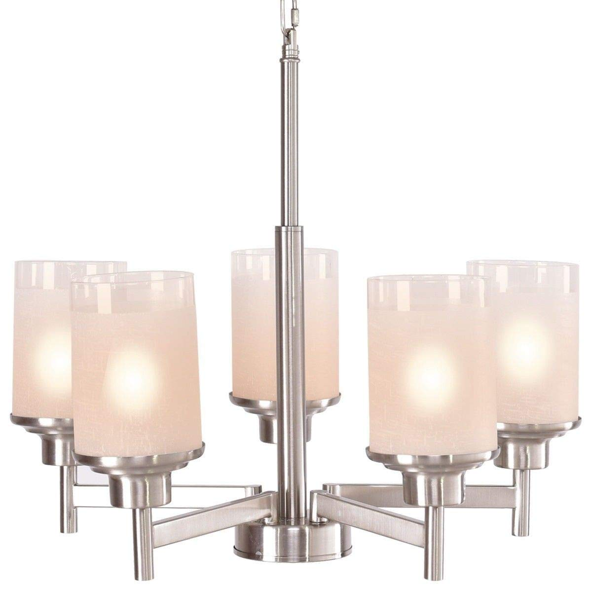 TimmyHouse Ceiling 5-Light Lighting Fixture Pendent Chandelier Decoration Home Kitchen US