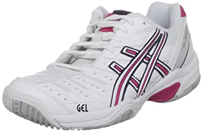 4digital Media Asia Gel Dedicate 2 Womens, Damen Tennisschuhe, Weiß ...