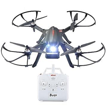 kingtoys® MJX Bugs ESC Drone RC 3 Estándar 2.4G 4CH 6 Ejes ...