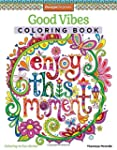 Good Vibes Coloring Book (Coloring Is...