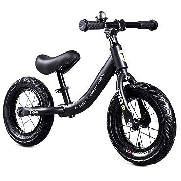 Equilibrio Bicicleta sin Pedales Bicicleta niños 3,4,5,6 años ...