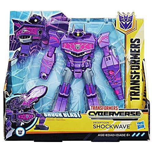اسعار Transformers Cyberverse Ultra Class Decepticon Shockwave