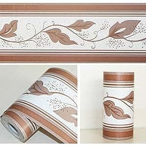Amazon.com: SimpleLife4U Peel & Stick Wallpaper Border for