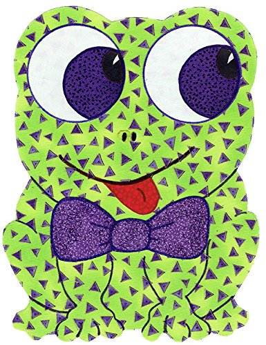 Amazon com: Baby Quilt Patterns, by Kiddie Komfies, Frog