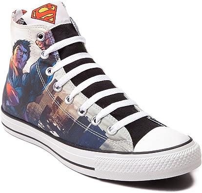 Converse DC Chuck Taylor Comics Superman Flight Sneakers (7