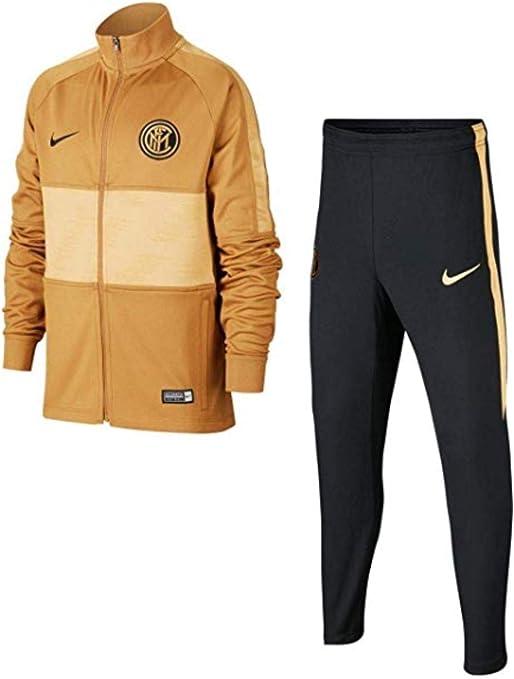 Nike Inter Y Nk Dry Strk TRK Suit K Chándal, Unisex niños: Amazon ...