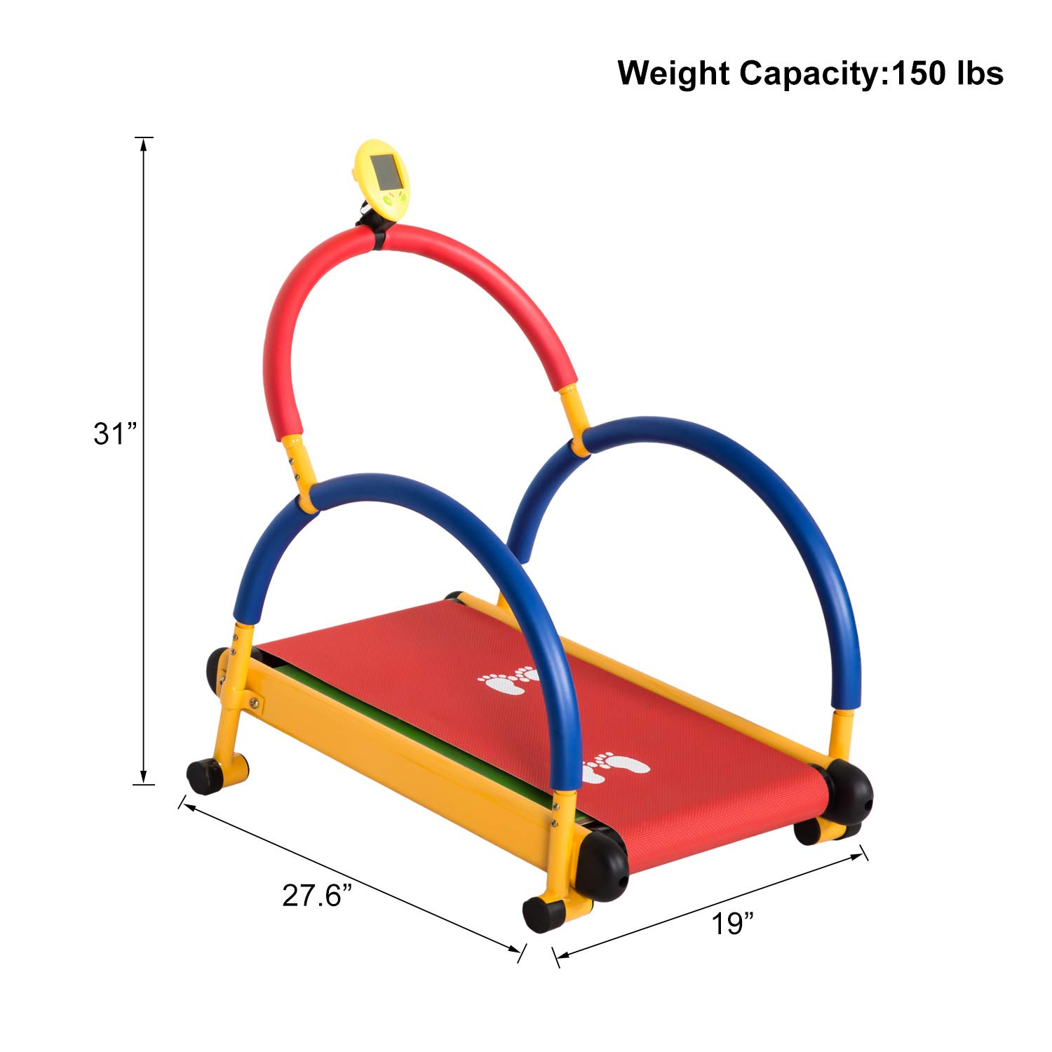 Peach Tree Fun and Fitness Exercise Equipment for Kids Children Twister