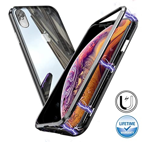 iphone xs max coque transparente integrale