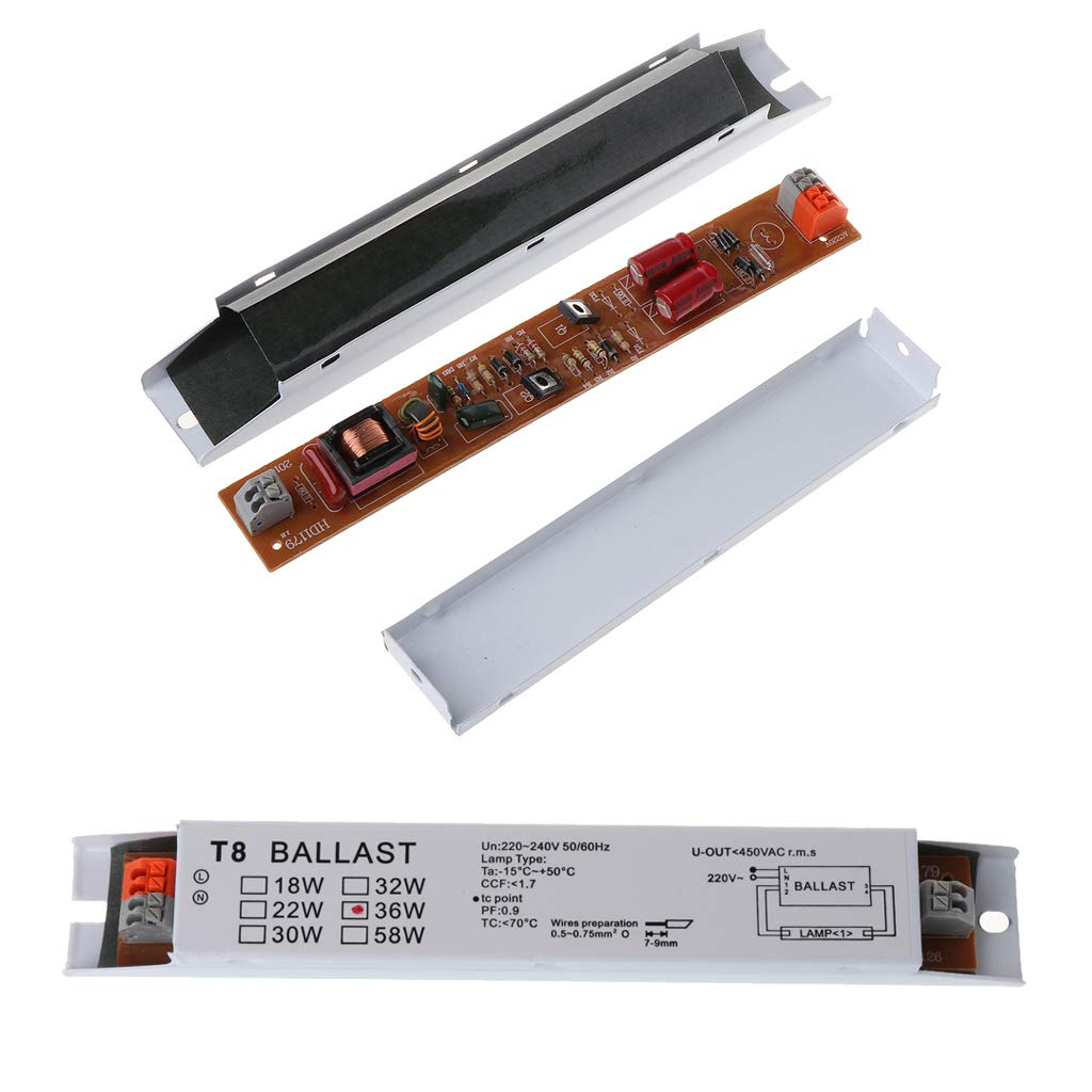 YoungerY 1pc electronic fluorescent lamp ballast T8-36W