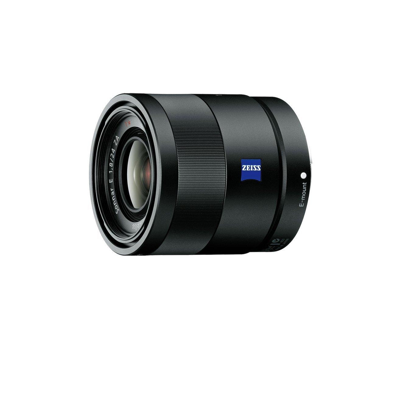 Sony SELFZ Objetivo para Sony distancia focal fija mm apertura f