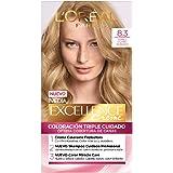 Tinte para cabello Excellence L'Oréal Paris 8.3 RubioClaro Dorado