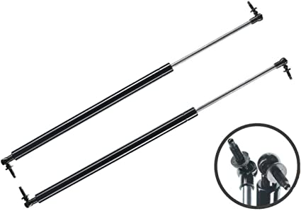 2 Pcs Hatch Liftgate Lift Supports Strut Gas Charged For Dodge Durango 1998-03