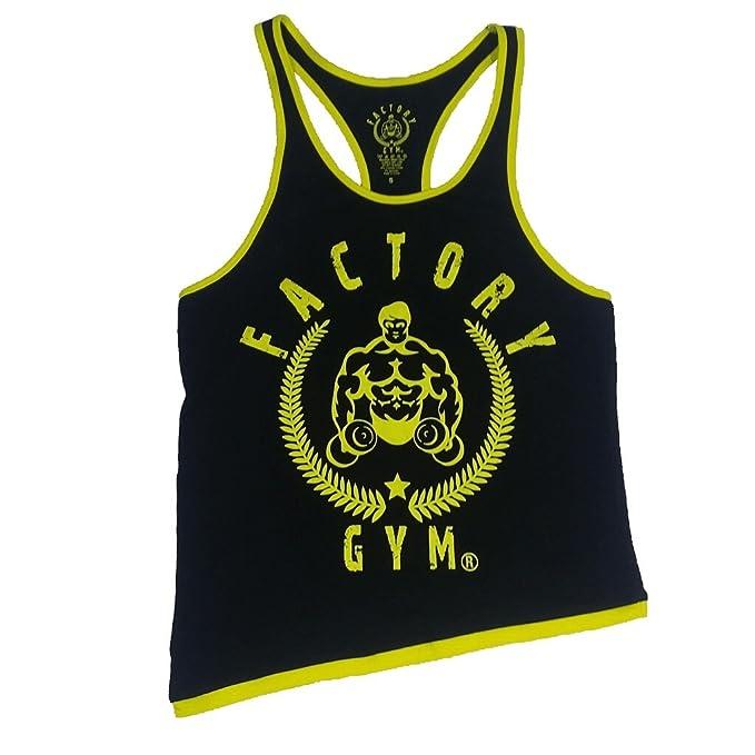 Factory Gym Camisetas de Gym