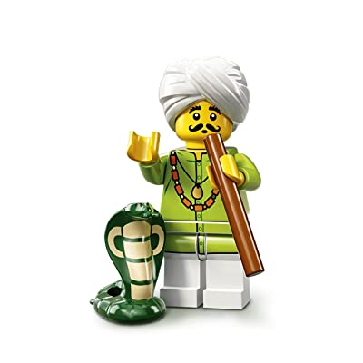 LEGO Minifigures Series 13 Snake Charmer Construction Toy: Toys & Games