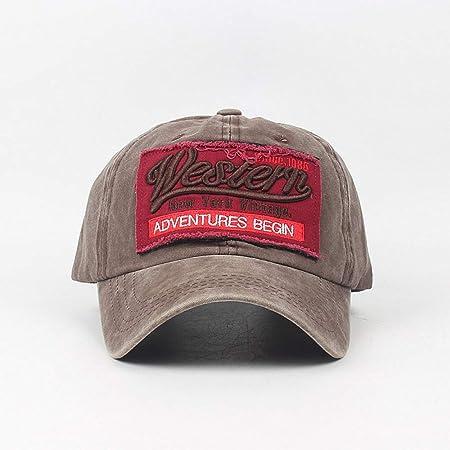sdssup Gorras Salvajes, Sombrero de sombrilla de Ocio para Hombres ...