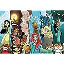 Disney Princess Comic Strips Collection Vol. 1