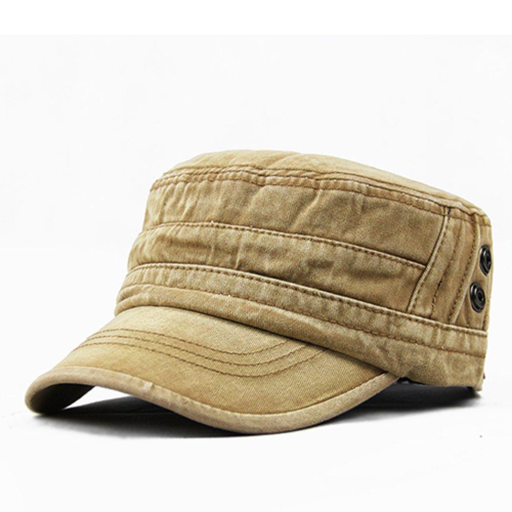 sombrero unisex/ La primavera y el verano gorra plana/Algodón ...