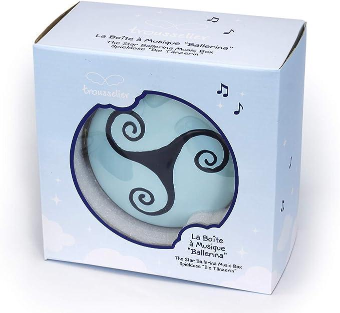 Caja de joyas fetiche de Félicie – Ballerina©: Amazon.es: Electrónica