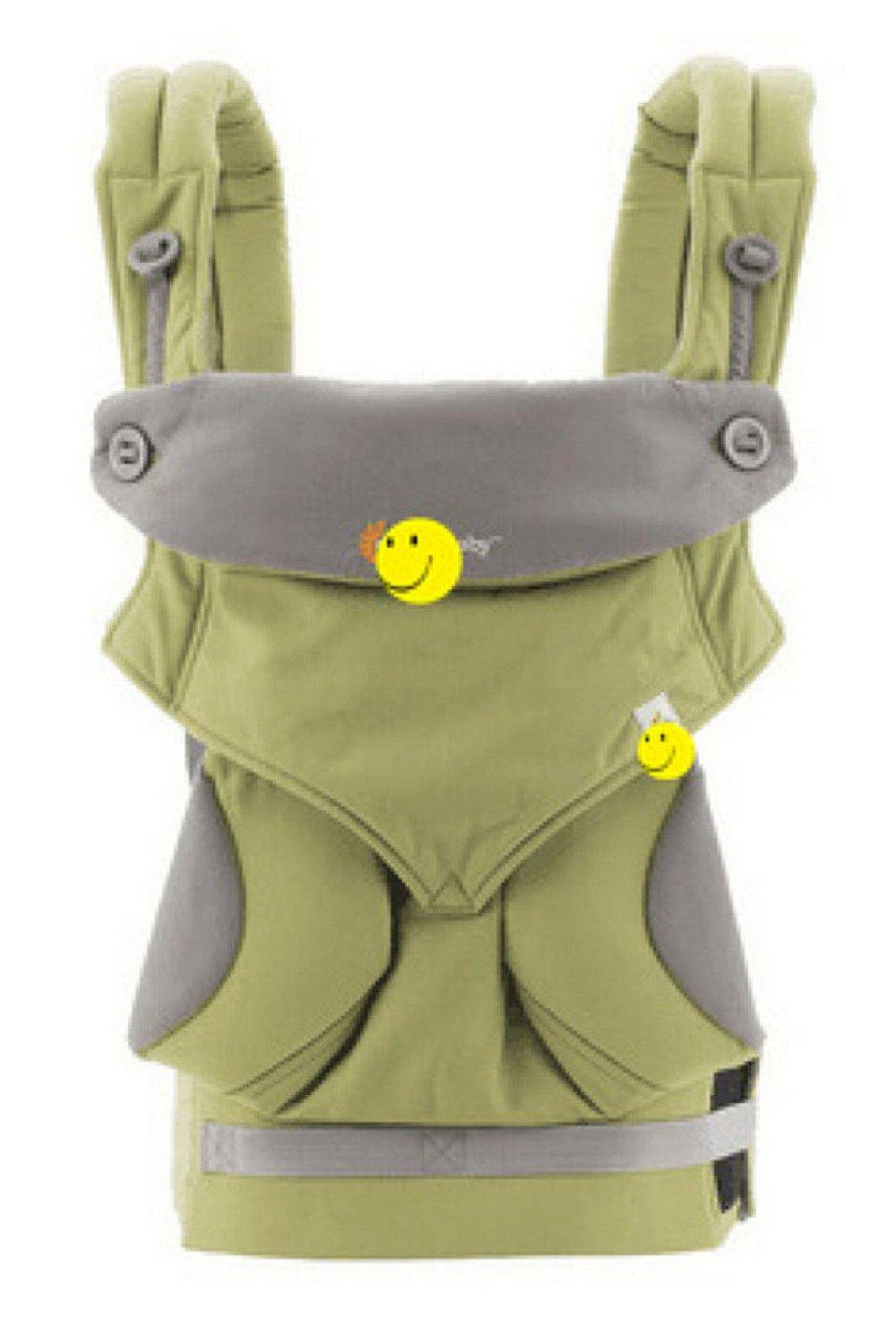 TUJHGF Baby Sling Sommer Atmungsaktiv Mesh Multifunktional Frontklemme,9