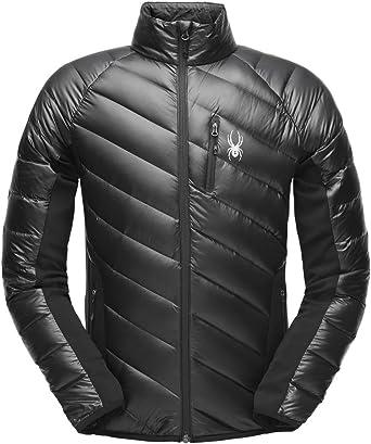 Spyder Men/'s Syrround Full Zip Down Jacket