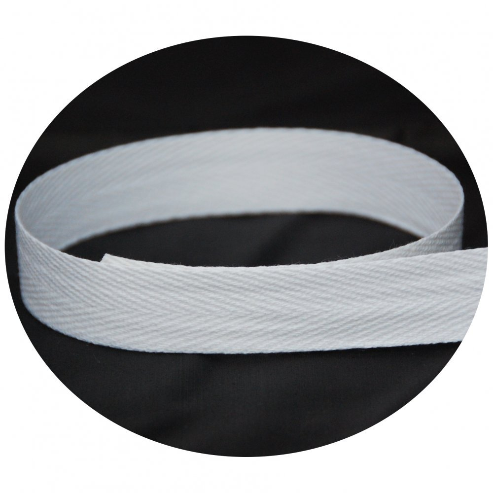 Medium Weight - USA Made 5//8 Natural Cotton Twill Tape 720 Yards Multiple Widths Available