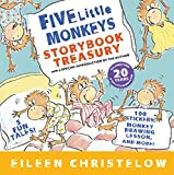 Five Little Monkeys Storybook Treasury (A Five Little Monkeys Story)