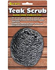 Deal on Star Brite Teak Scrub, Stainless Steel Marine Grade (088450)