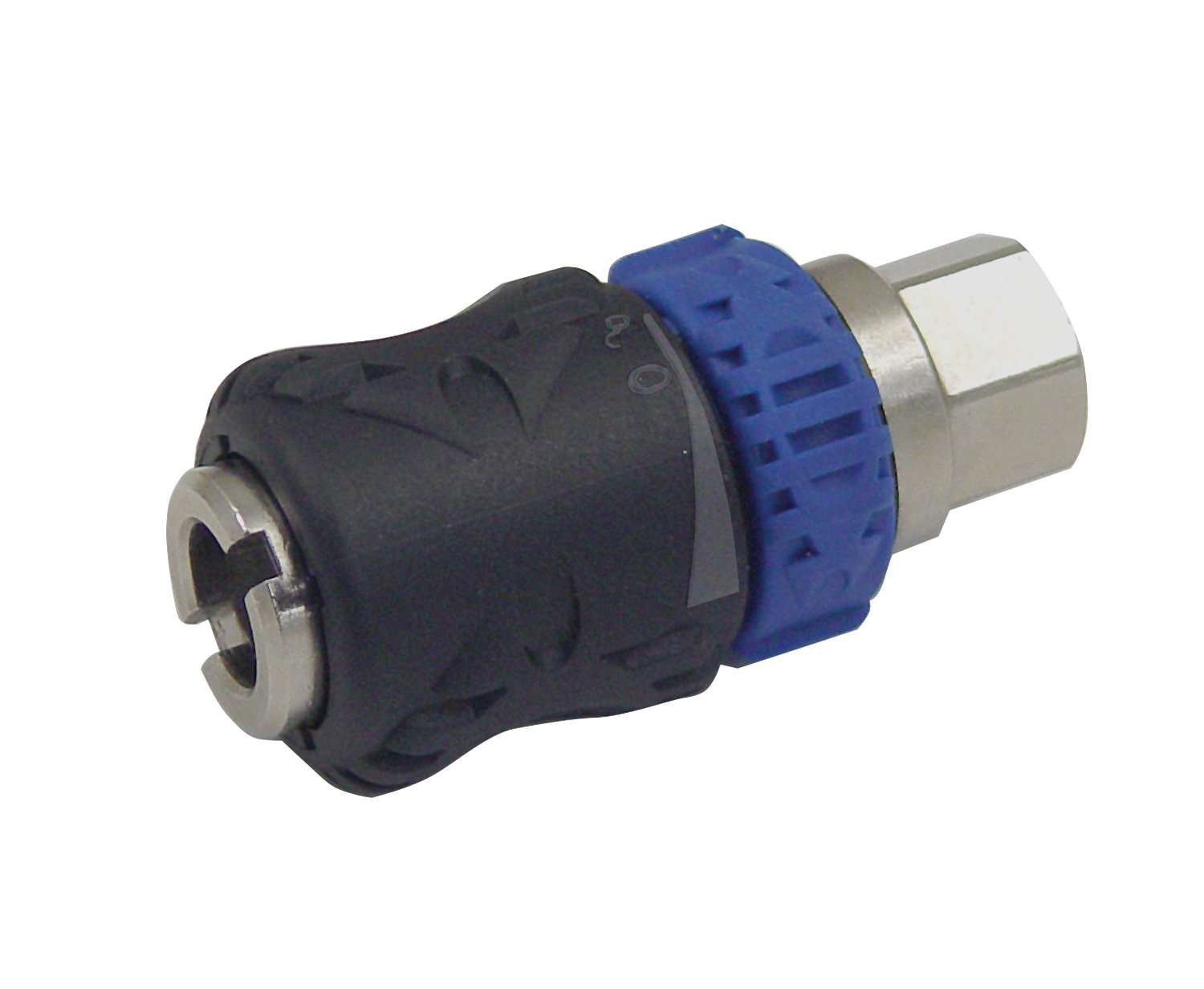 Astro 2640 Universal Quick Coupler with Safety Lock Air Regulator and Pressure Release