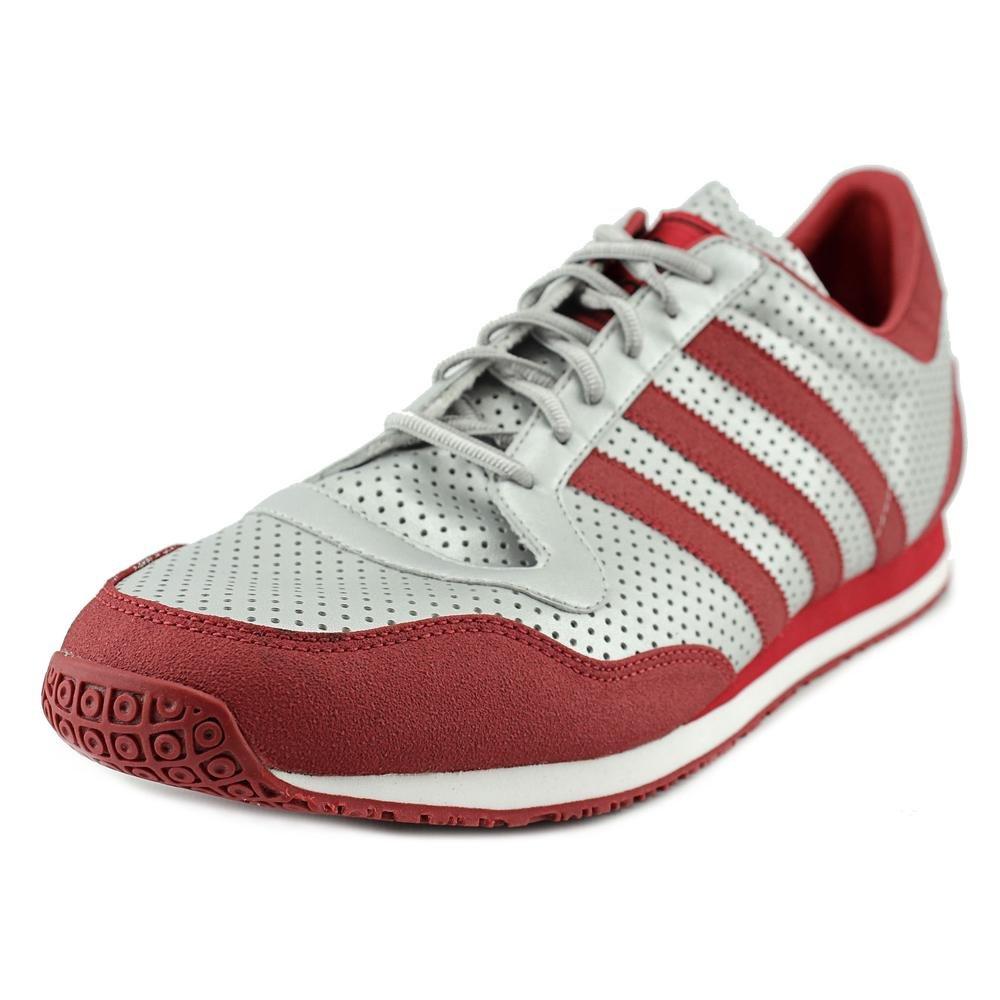 Adidas Originals Galaxy 2 Turnschuhe rot silber