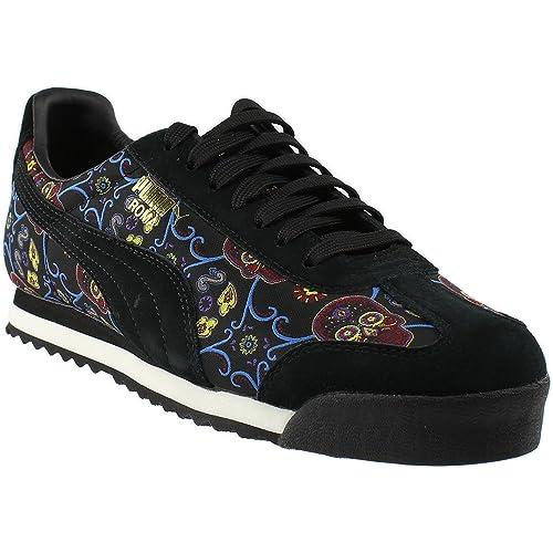 cheap for discount 4b20a d410c PUMA Men's Roma Dotd FM Black 8.5 D US: Amazon.ca: Shoes ...
