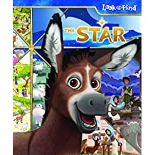 The Star Look and Find Book (The Star Movie)