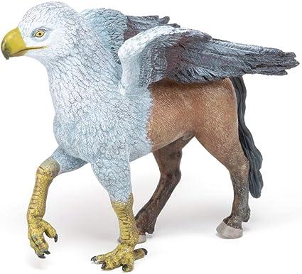Amazon.com: Papo Hippogriff, White & Brown: Toys & Games