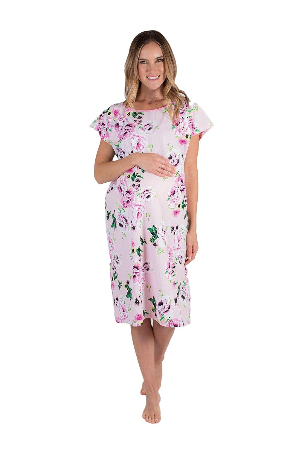 Amazon.com: Gownies - Labor & Delivery Maternity Hospital Gown by ...