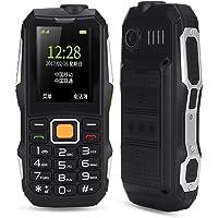 Tonysa Teléfono móvil para personas mayores, Dual SIM, Dual Standby, batería de 13800 mAh, fácil de usar, teléfono móvil…