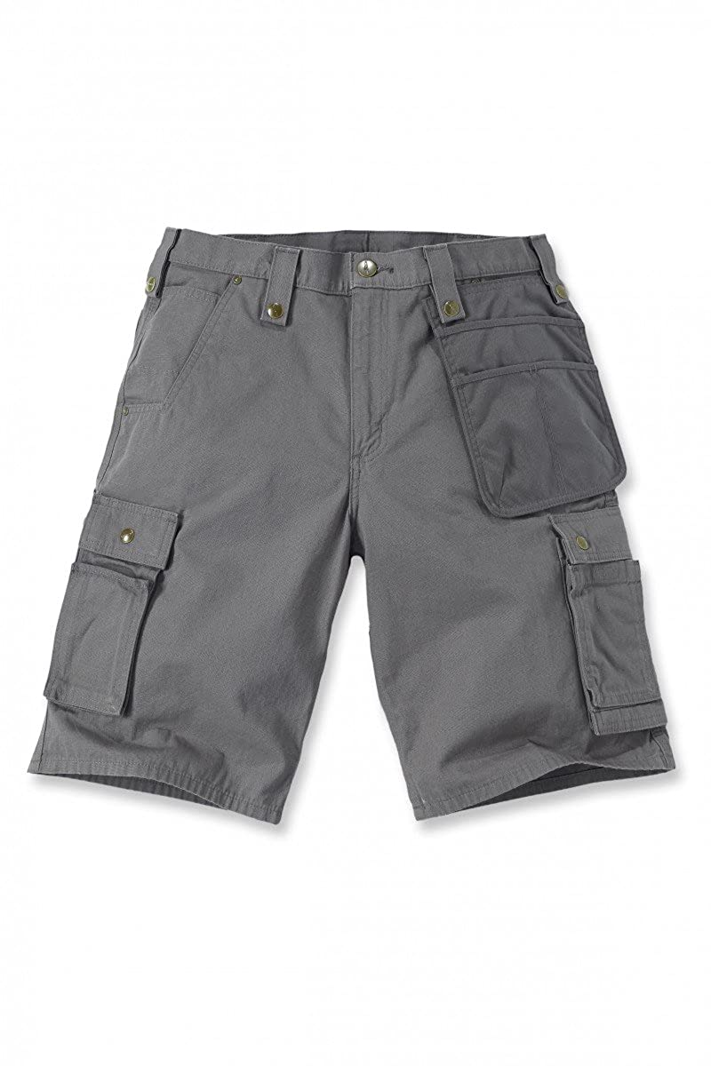 Carhartt Ripstop Uomo Multi Pocket Workwear Shorts