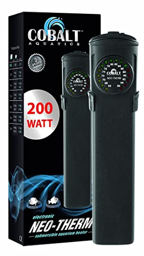 Cobalt Aquatics Neo-Therm heater 200W
