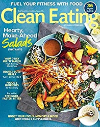 """""""Clean Eating"""" are two words that totally changed how America eats! The soul of Clean Eating is consuming foods the way nature delivered it, or as close to it as possible. It is not a diet, it's a lifestyle approach to food and its preparation, leadi..."""