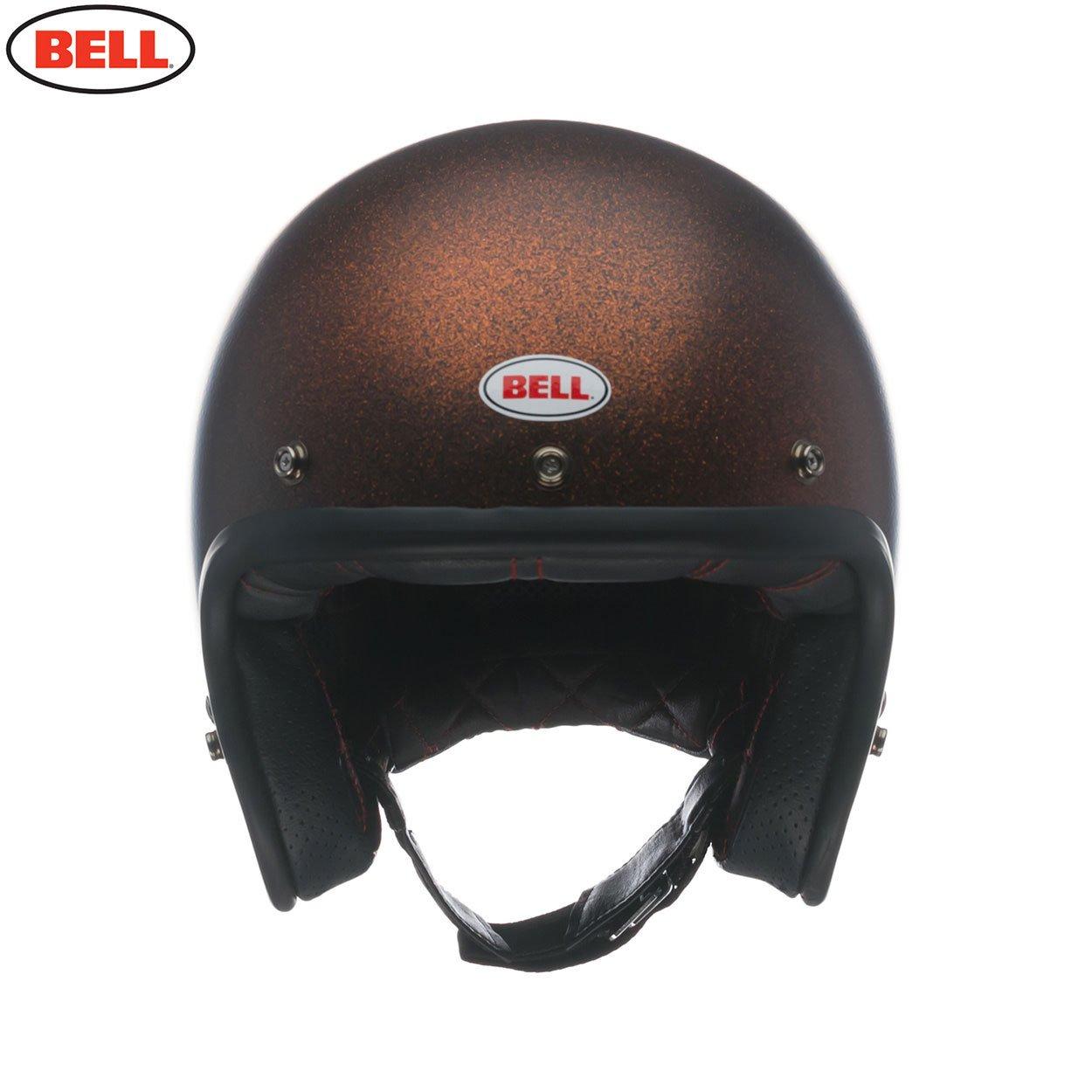 Bell Powersports Custom 500 Motorradhelm RSD Check It Schwarz L