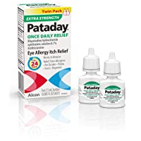 Pataday Once Daily Relief Extra Strength Relief 2.5ml, 2 Count